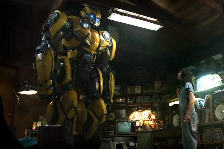 REVIEW: Transformers Prequel Bumblebee