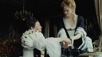 REVIEW: Historical Dark Comedy <i>The Favourite</i>