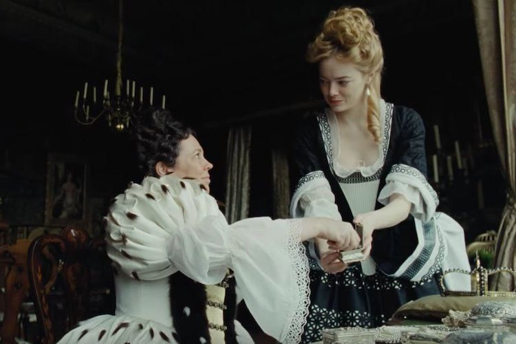 REVIEW: Historical Dark Comedy The Favourite
