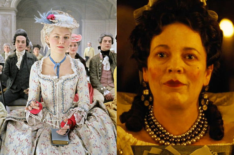 How Marie Antoinette Paved the Way for The Favourite