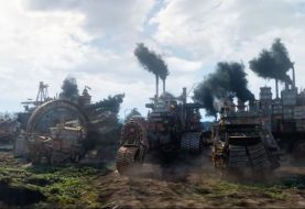 REVIEW: Post-Apocalyptic Steampunk <i>Mortal Engines</i>