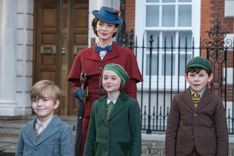 REVIEW: Disney Sequel Mary Poppins Returns