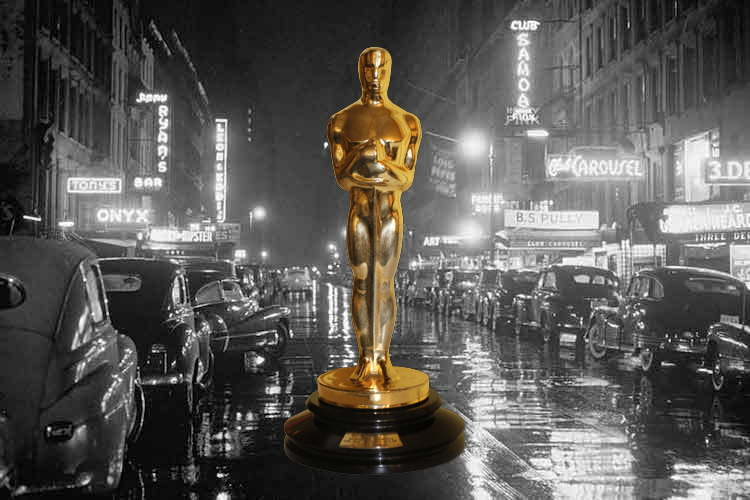 The Dark Side of Oscar: The Academy Awards and Film Noir