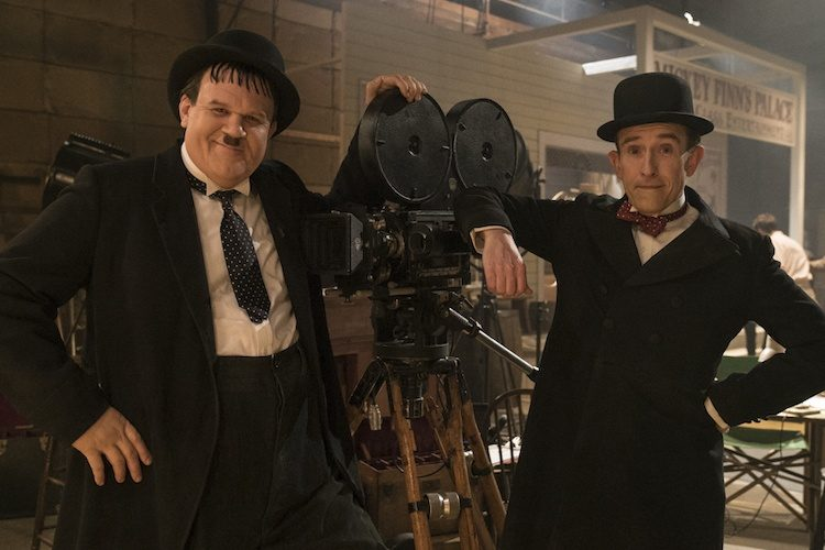 REVIEW: Laurel and Hardy Biopic Stan & Ollie