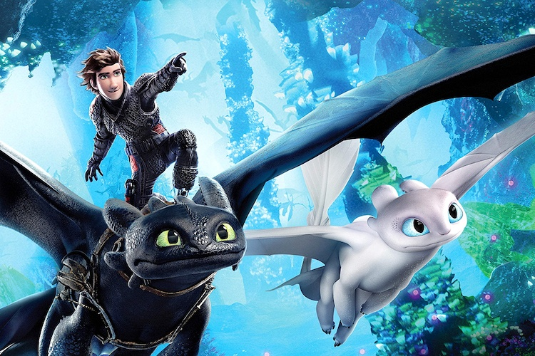 REVIEW: Viking Cartoon How to Train Your Dragon: The Hidden World