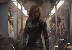 REVIEW: Marvel's <i>Captain Marvel</i>