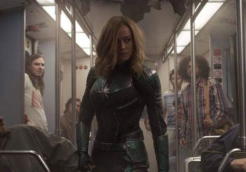 REVIEW: Marvel's <i>Captain Marvel</i>