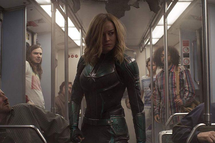 REVIEW: Marvel's Captain Marvel