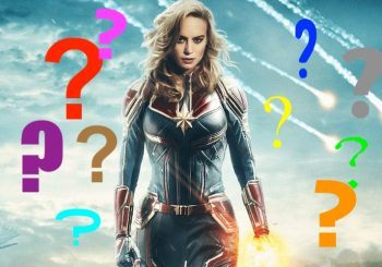 Answers to Your Burning <i>Captain Marvel</i> Questions!