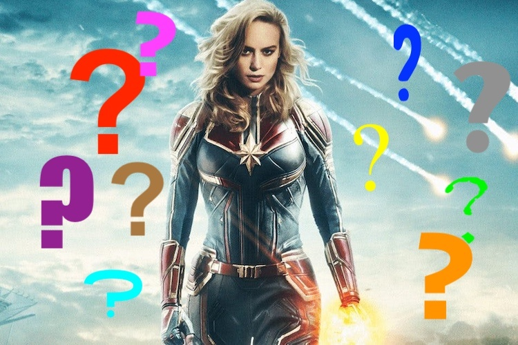 Answers to Your Burning Captain Marvel Questions!
