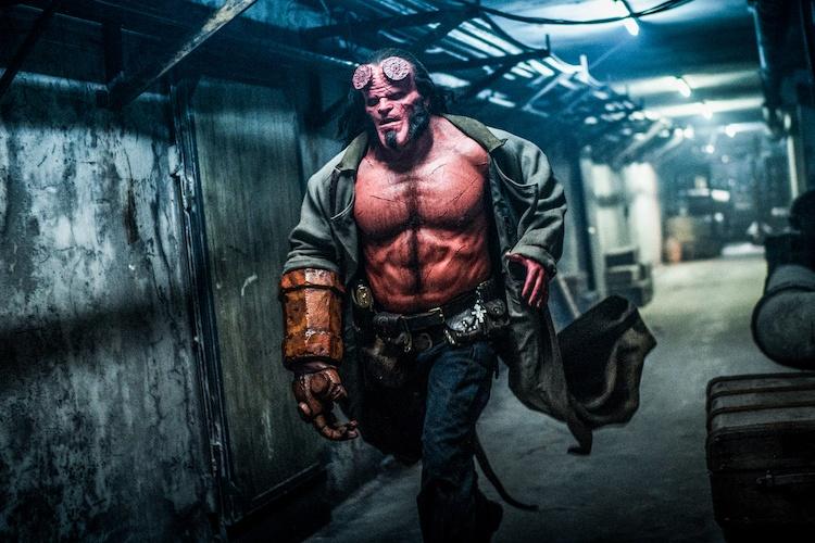 REVIEW: Comic Book Reboot Hellboy