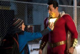REVIEW: Kid Superhero <i>Shazam!</i>