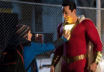 REVIEW: Kid Superhero <i>Shazam!</i>