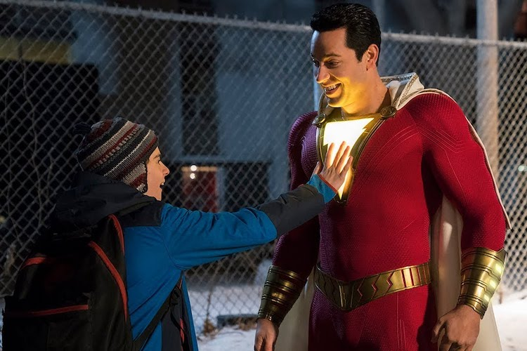 REVIEW: Kid Superhero Shazam!