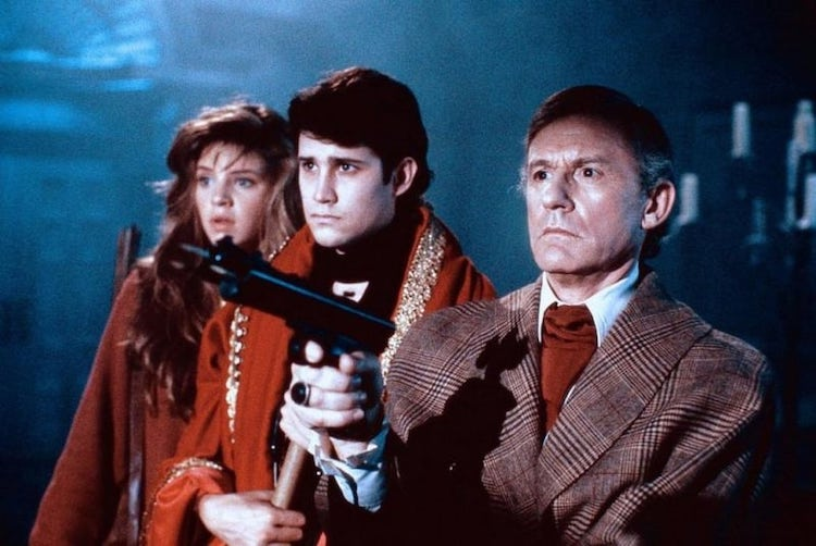 Fright Night Part II: The Lost Sequel (and How a Double Murder Prevented Part III)