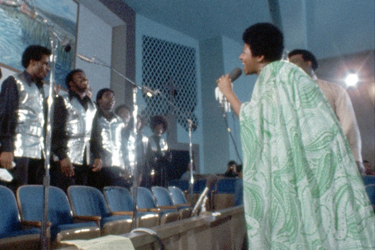 REVIEW: Aretha Franklin's Amazing Grace