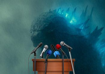 EXCLUSIVE: An Interview with 2020 Presidential Candidate Godzilla