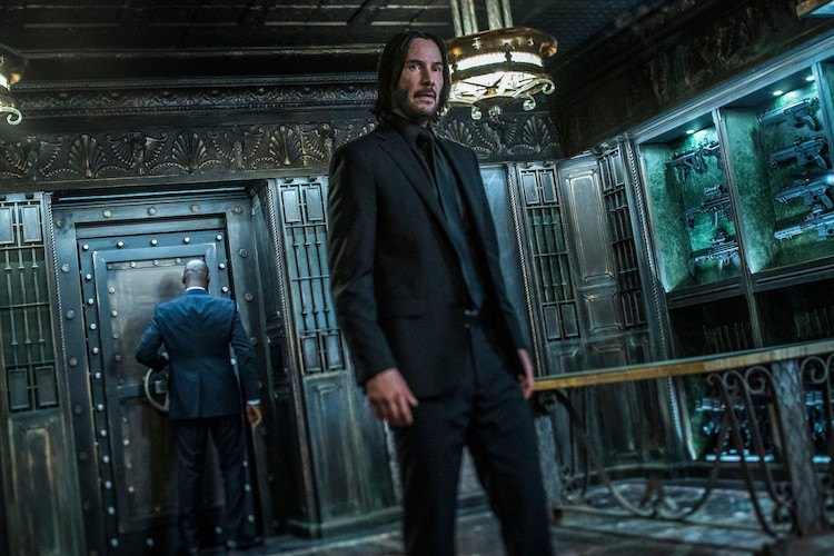 REVIEW: Keanu Killfest John Wick: Chapter 3 — Parabellum