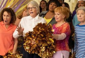 REVIEW: Senior Citizen Cheerleading Comedy <i>Poms</i>