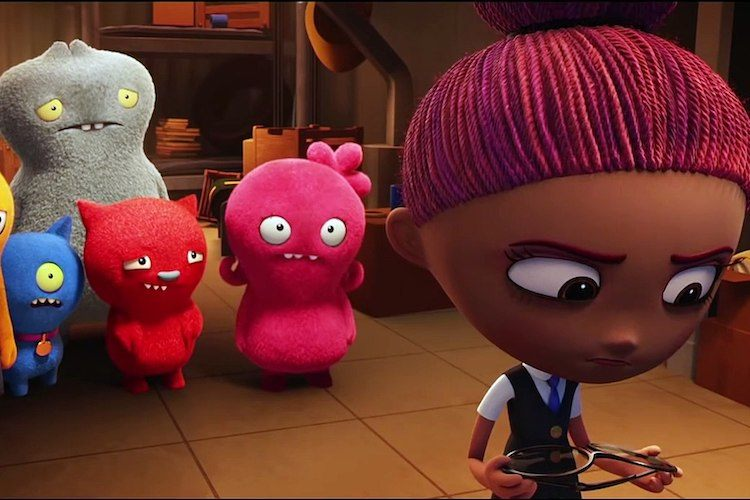 REVIEW: Animated Toy Commercial UglyDolls