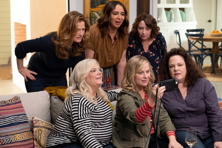 REVIEW: SNL Alumnae Comedy Wine Country