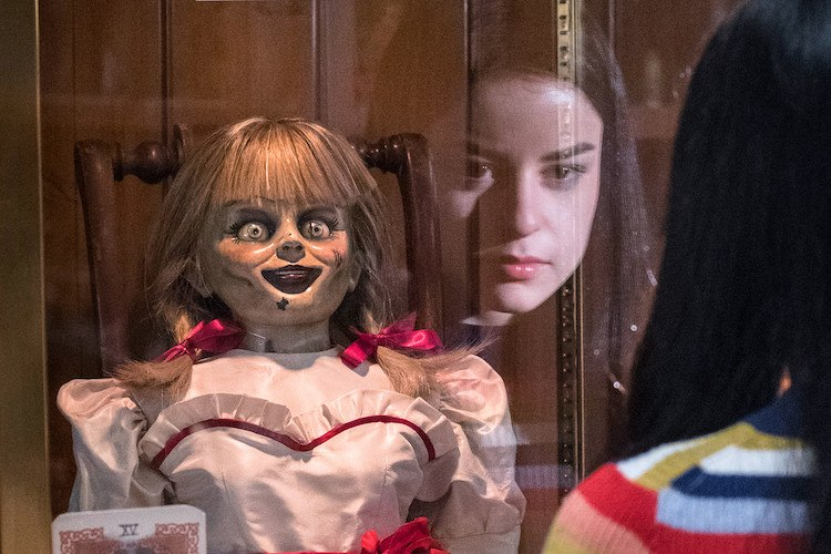 REVIEW: Creepy Doll Sequel Annabelle Comes Home