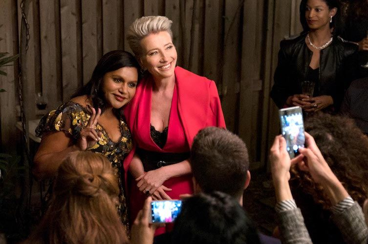 REVIEW: Emma Thompson and Mindy Kaling's Late Night