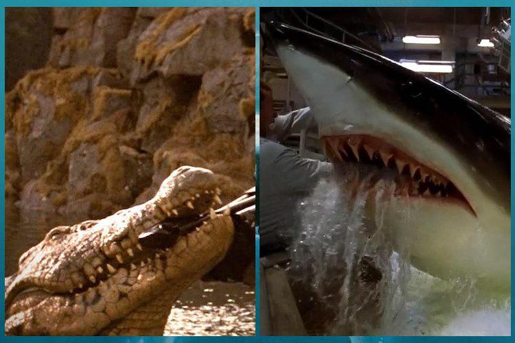 20 Years Ago, Lake Placid and Deep Blue Sea Made Animal-Attack Movies Self-Aware