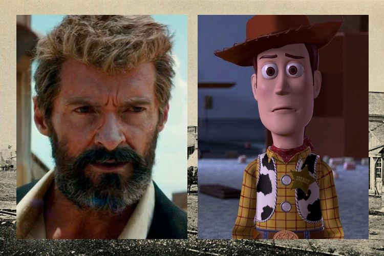 Toy Story 4 and Logan: Immortal Pseudo-Cowboys Reach the End of the Line