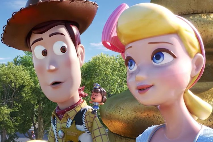 Toy Story 4 Is About the Parents of Kids Who Grew Up with Toy Story
