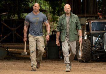 REVIEW: <i>Fast & Furious</i> Spinoff <i>Hobbs & Shaw</i>