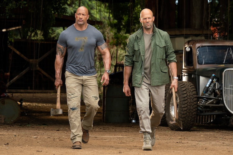REVIEW: Fast & Furious Spinoff Hobbs & Shaw