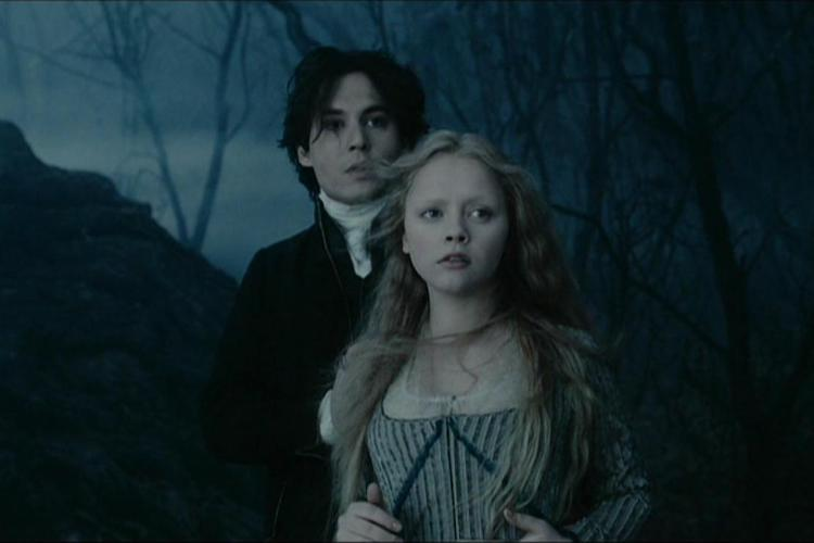 Sleepy Hollow and the Rise of Gothic Noir