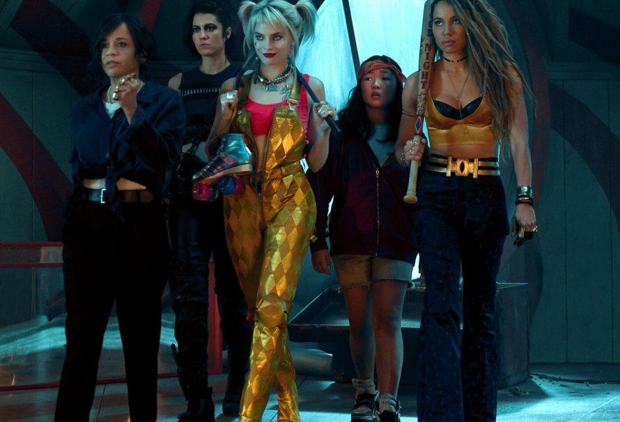 Review: Birds of Prey: And the Fantabulous Emancipation of One Harley Quinn