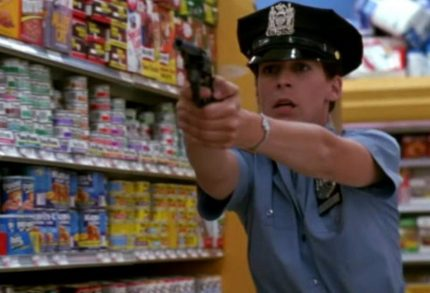 Looking Back at the '90s Erotic Thriller Feminism of Kathryn Bigelow's <i>Blue Steel</i>