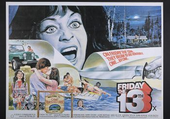 <i>Friday the 13th</i> at 40: How To Steal and Sell a Movie