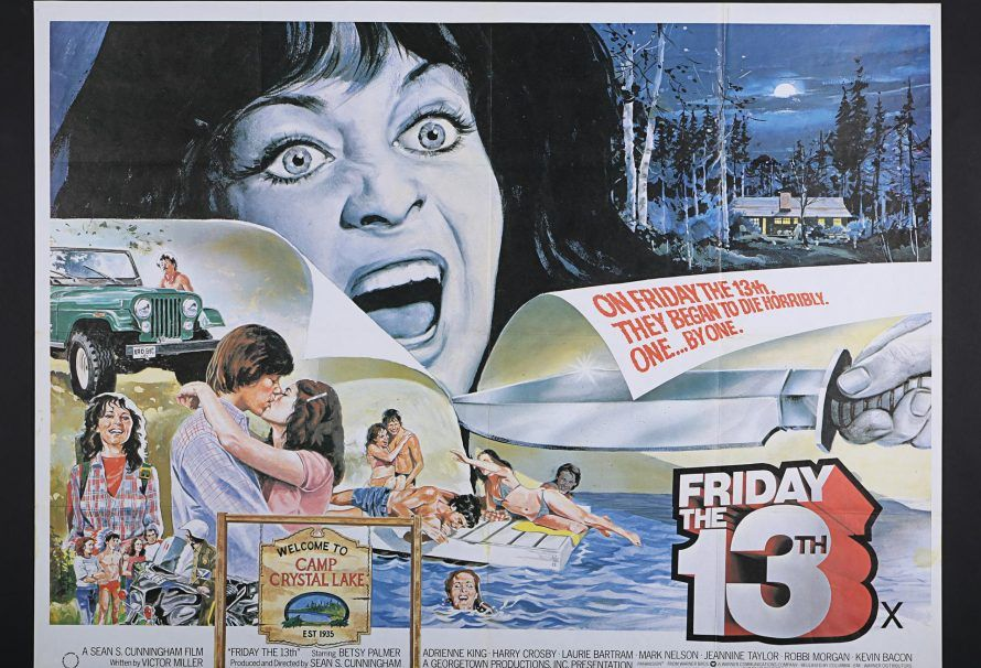 Friday the 13th at 40: How To Steal and Sell a Movie