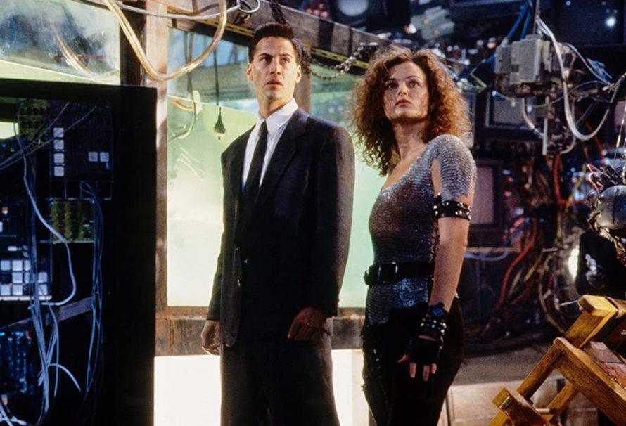 The Proto-'Matrix' 'Johnny Mnemonic' Never Tries To Be Anything But Itself