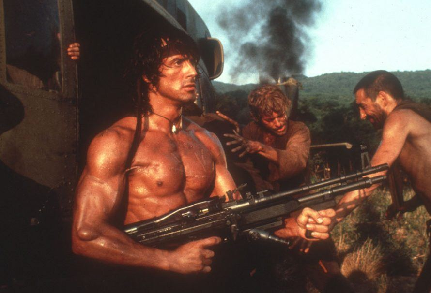 How Rambo Turned a Complicated Antihero into Agitprop