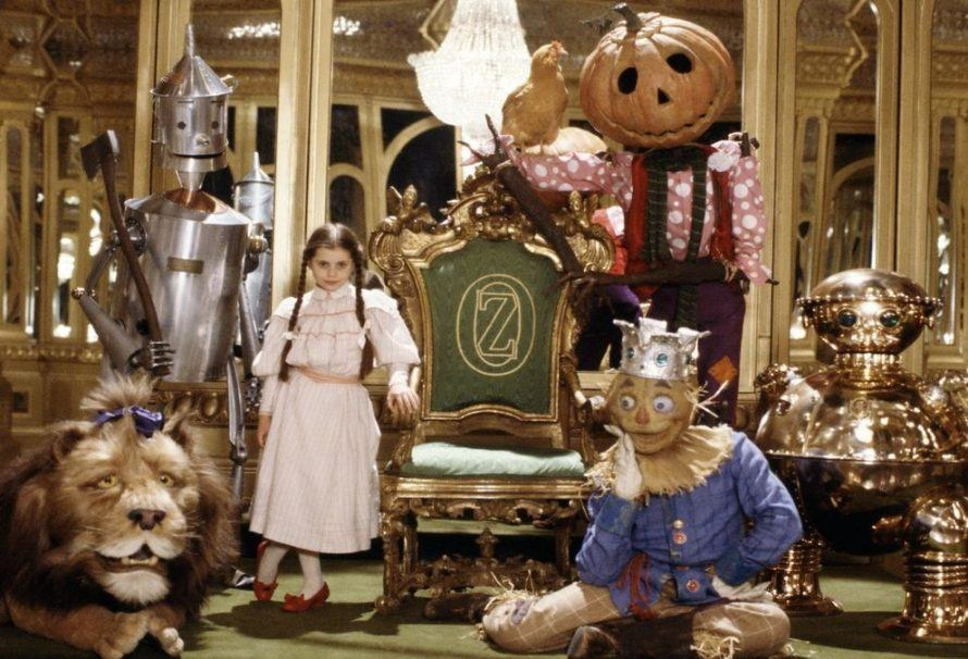 The Nightmare Visions (and Surprising Emotional Center) of 'Return to Oz'