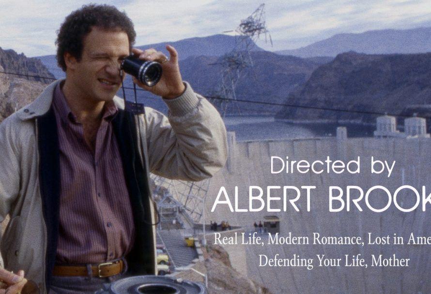 Albert Brooks Plays Himself