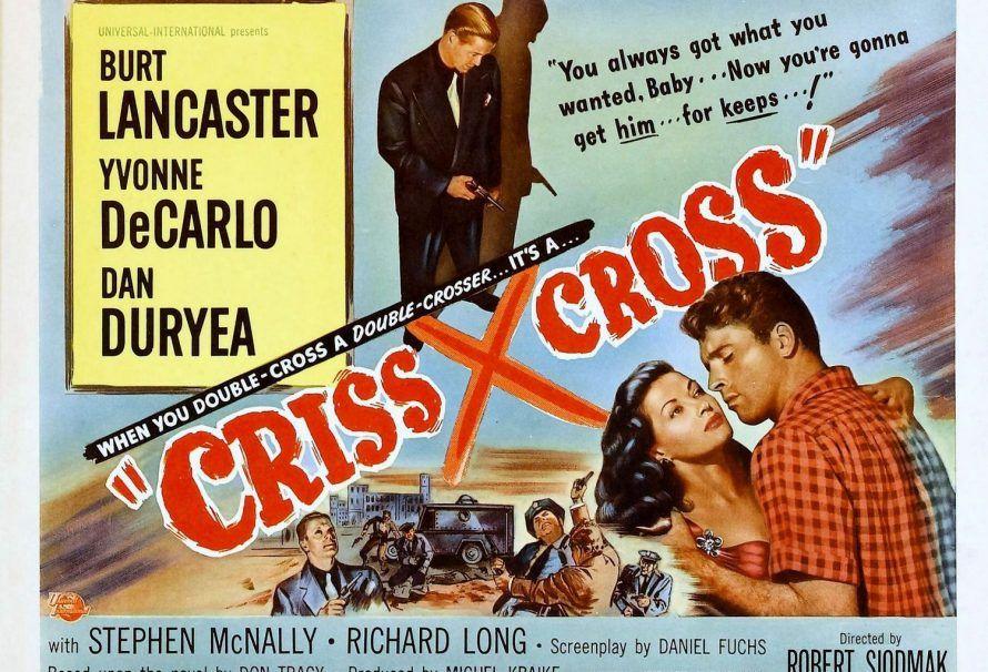 Classic Corner: Criss Cross