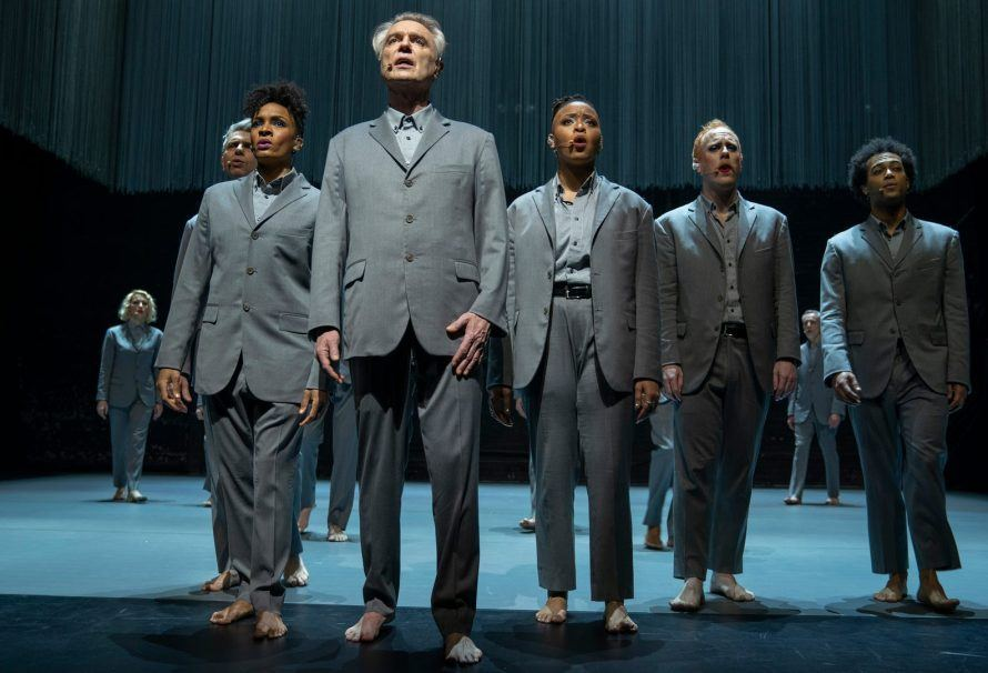 Review: David Byrne's American Utopia