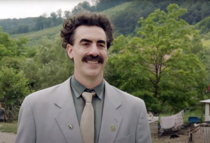 Review: <i>Borat Subsequent Moviefilm: Delivery of Prodigious Bribe to American Regime for Make Benefit Once Glorious Nation of Kazakhstan</i>