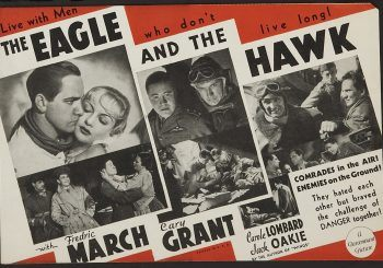 The High Cost of Heroism in <i>The Eagle and the Hawk</i>