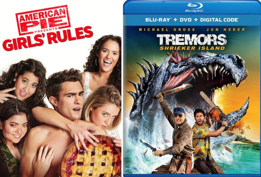 Checking In On the Long, Long, Loooong-Running American Pie and Tremors Franchises