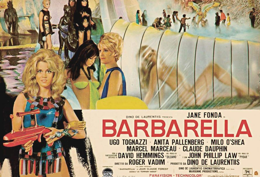Classic Corner: Barbarella