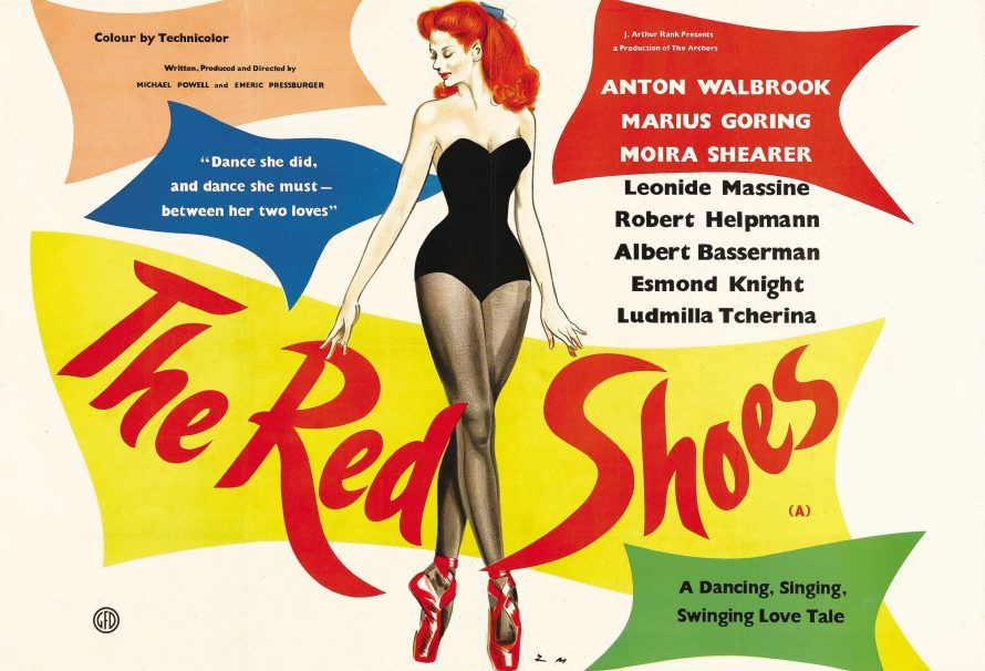 Classic Corner: The Red Shoes