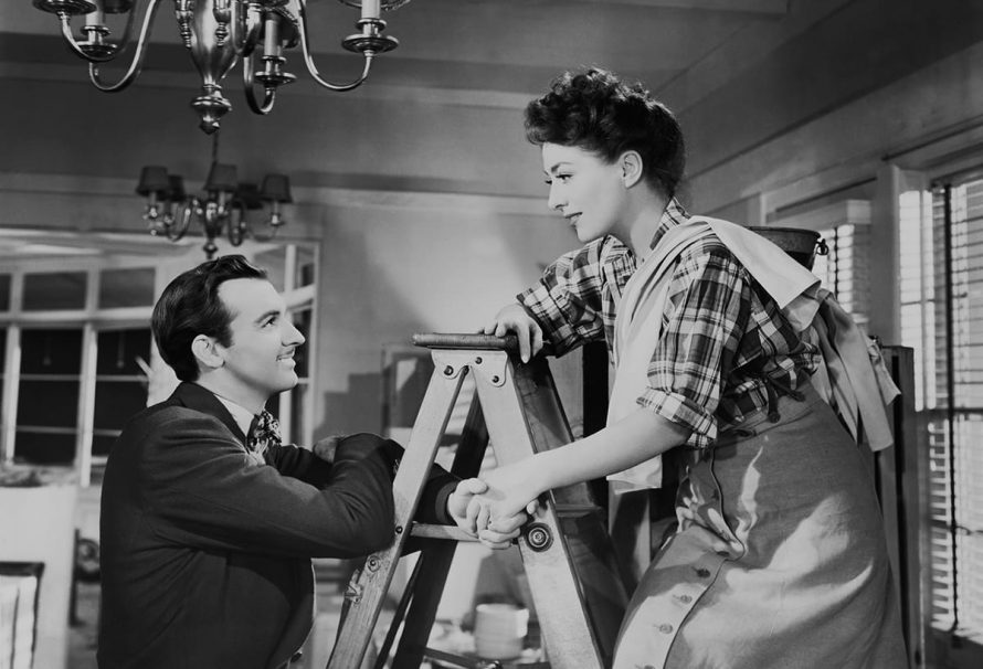 Mildred Pierce, and Working Mothers in the Movies