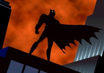 """""""I Am The Night"""": Hope in Three Acts in <i>Batman: The Animated Series</i>"""